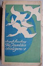 Strindberg Insel der Seeligen, August Strindberg, Literatur,
