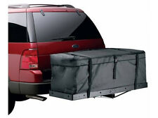 "Expendable 58"" Cargo Carrier Bag Water Proof Hitch Mount Luggage Roof Top Rack"