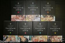 JAPAN Nanae Kurono manga: Vassalord. 1~7 Complete Set