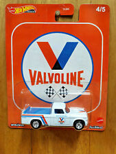 Hot Wheels Premium 2020 Pop Culture Vintage Oil Set of 5