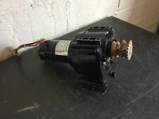 Dayton 1/20 HP Gearmotor, Cat No. 4Z134, 90VDC, 18 RPM, 101:1 Gear Ratio, TENV