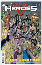 Superman: Heroes # 1 Cover A NM DC