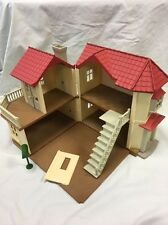 Calico Critters Sylvanian Families Beechwood Hall Town House Complete