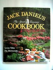 Jack Daniels The Spirit of Tennessee Hardback Cookbook 1988 Incredible recipes