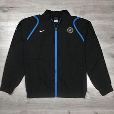 Inter Milan Internazionale Football Soccer Vintage Nike Track Jacket Rare sz XL