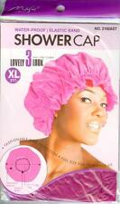 Annie Shower Cap ( Pink Floral ) X - Large Size