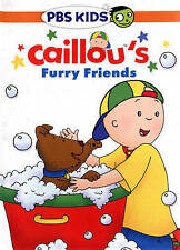 PBS Kids Caillou Caillou's Furry Friends DVD