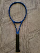 NEW Wilson Pro Staff Laver Cup RF97 v12, 4 1/2 grip, strung champion's choice