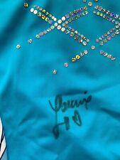 SIGNED Laurie Hernandez GK Elite LEOTARD Gymnastics AUTOGRAPHED Leo USA Size: AS