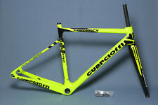 Guerciotti Eureka CX Disc Size XS Cyclocross Road Carbon Frame ONLY!