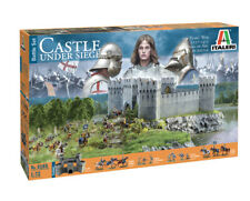 Italeri 6185 - 1/72 Battle Set: Castle Under Siege - 100 Years War 1337/1453