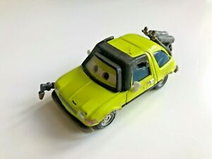 Disney Pixar Cars 2, Acer with Torch Diecast 1:55 scale