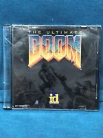 The Ultimate Doom - PC Game - Classic