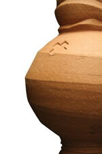 AMACO High Fire Stoneware Pottery Clay, No. 58 Warm Brown, 50 Pounds