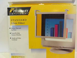 Fellowes Computerware Standard Glare Filter