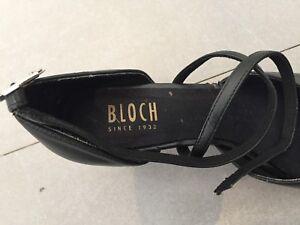 BLOCH Splitflex 38 EU Color Negro Correa para Mujer