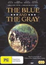 Blue and The Grey The 150 Year Annniversary Edition Uncut - DVD Region 4