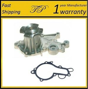 Engine Water Pump For CHEVROLET METRO L4 1.3L 1992; 2001