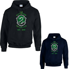 Harry Potter Team Slytherin Hoodie, Magical Treats Quidditch Hogwarts Gift Top