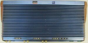 AMPLIFICATORE 6 canali HiEnd Old School AXIOM PE 6350 come SOUNDSTREAM REFERENCE