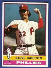 1976 Topps Baseball Steve Carlton #355 Philadelphia Phillies EX-MT