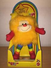 """Mattel Rainbow Brite SPARK SPRITE 10"""" Doll MIB, 1983 Vintage"""