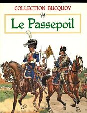 COLLECTION BUCQUOY - LE PASSEPOIL volume 1 - 1921.  HBdj VG