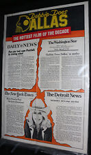 Debbie Does Dallas Pornographic Film Poster - Bambi Woods (C-7) 1978