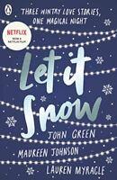 Like New, Let It Snow, Green, John, Paperback