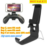 Mount Stand Handle Bracket Phone Holder Controller Smartphone Clip For Xbox One