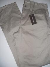 NWT MICHAEL KORS 32 x 32 Classic Fit Stretch Mid Weight Flat Sand Tan Pants