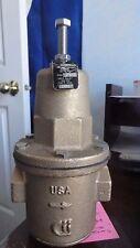 """APOLLO Super Capacity Water Pressure Reduce Valve 3/4"""" FNPT Pipe, Bronze 36H2040"""