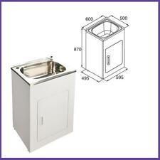 High Grade Stainless Steel Laundry Tub - 45L