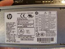 HP 702307-002 Prodesk 400/600/800 G1  240W 4 Pin 12v  Power Supply - Tested