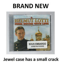 Helmut Lotti (2004) FROM RUSSIA WITH LOVE - Brand new with rare label