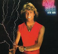 "ANDY GIBB After Dark ALBUM 12"" LP Printed Inner RSO UK 1980 RSD 5006 @A//1 B//2"