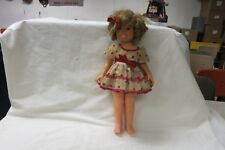 VINTAGE SHIRLEY TEMPLE DOLL 16 INCH IDEAL NO.2M-5634 1972