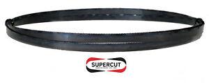 Supercut 56 7/8-inch x 1/4-inch x .014 x 24 TPI Carbon Tool Steel Blade (USA)