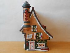 "Vintage Dept. 56 North Pole Series ""Elfin Snow Cone Works"" 1994"