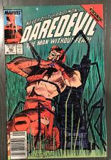 Daredevil #263 Marvel Comics NETFLIX 9.2 Near Mint Inferno crossover