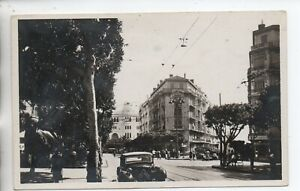 Rue Monge, angle Rue Michelet, Algiers