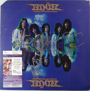 """SIGNED ANGEL AUTOGRAPHED 12"""" LP RECORD CERTIFIED AUTHENTIC PUNKY JSA COA #R21656"""