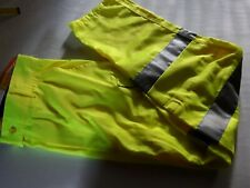 Men's  Work Trousers  Size 32 . Seen . High Visibility