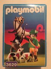 Playmobil 3629 Forest Hunter Knight Castle Vintage Rare NISB