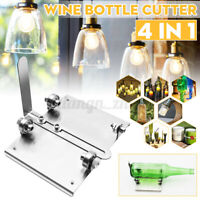 Glass Bottle Cutter Tool Machine For Cutting Wine Beer Whisk DIY Craft Kit \cn