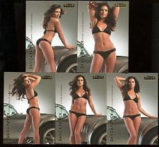 2009 Sports Illustrated SI Swimsuit DANICA PATRICK 10-Card Insert Set
