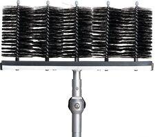 Lewi QLEEN Bürstenträger 85 mm mit Bürsten für Lamellenreiniger Lamellenträger