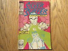 Silver Surfer, Returns Home To Zen - La #21, 1988 Comic! Look In The Shop