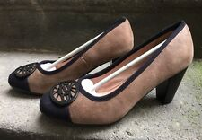 DESTOCKAGE NEW ESCARPINS MARQUE 226 SHOES COULEUR TAUPE @ T 39 @ NEUF 75€ @ N795