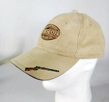 Winchester Mansion rifle nra hat mystery house san jose beige gun hunting beige